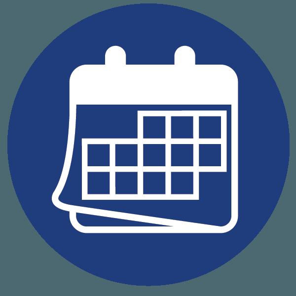 Fall program guide city. Schedule clipart activity schedule