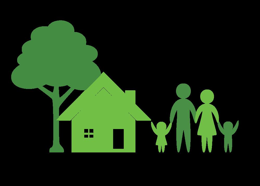 Pit vidura familypng. Community clipart urban area