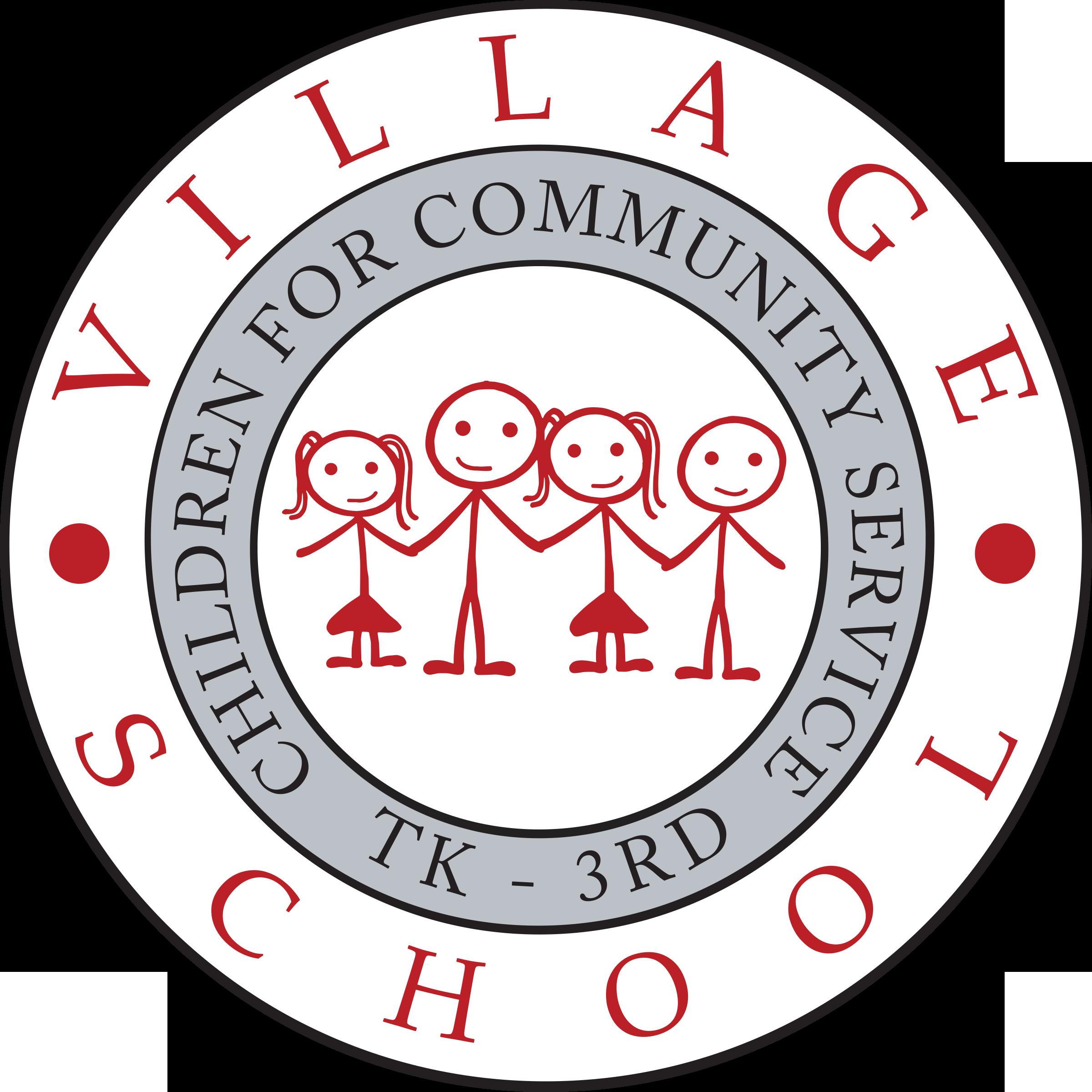 Community clipart village community. Service school cfcs logo