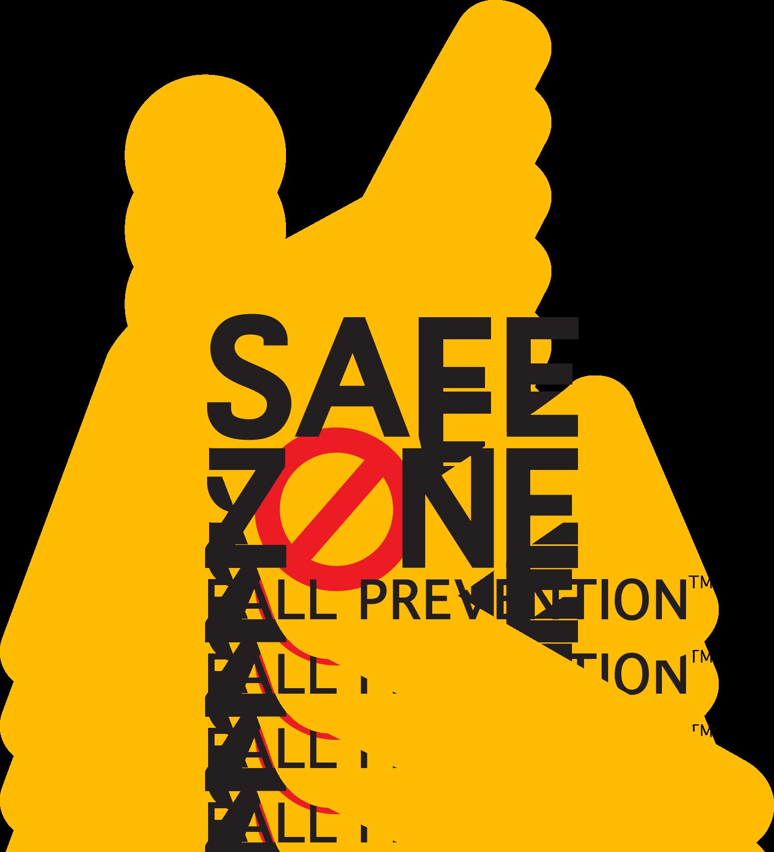 Falls prevention awareness week. Ladder clipart safety