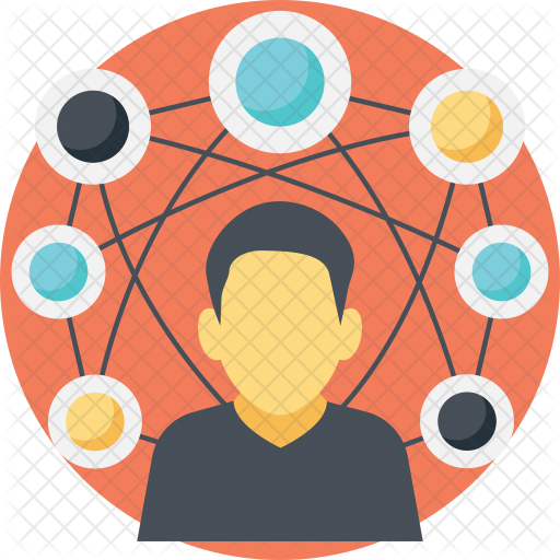 Community icon png. Social network communication icons