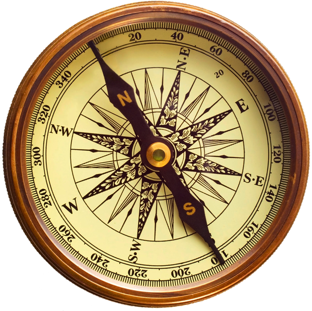 coisas que o. Compass clipart ancient