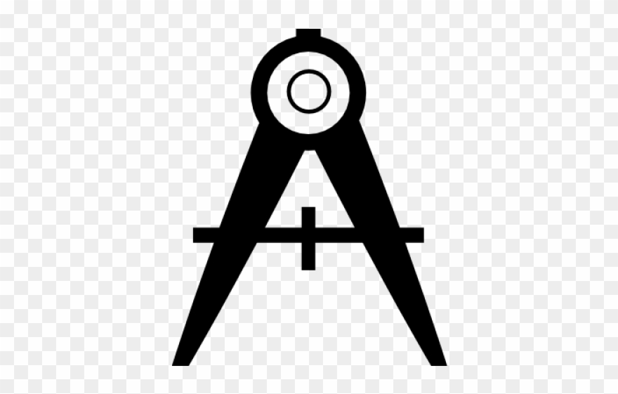 Architectural png download . Compass clipart architect