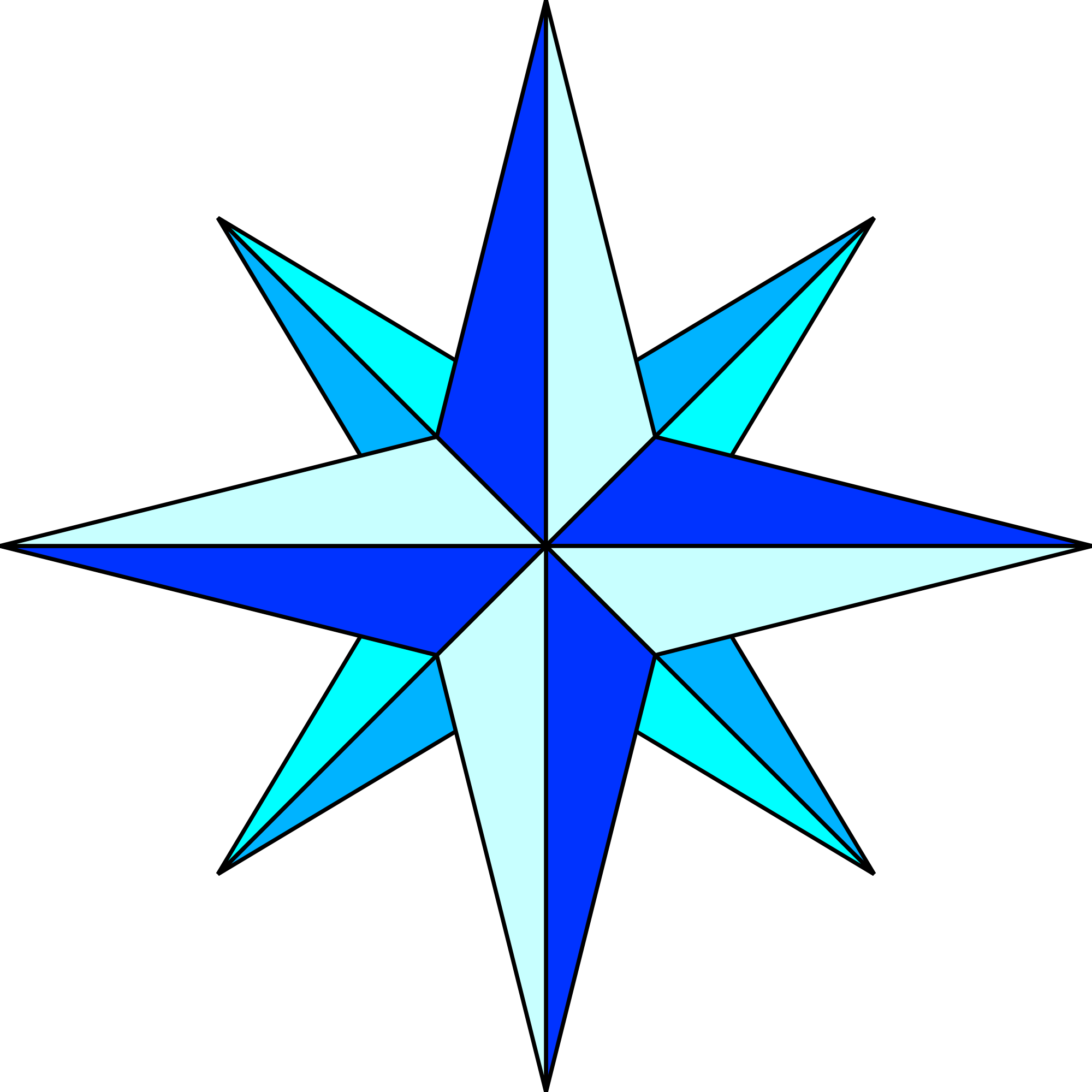 File compass rose simple. Geography clipart compus
