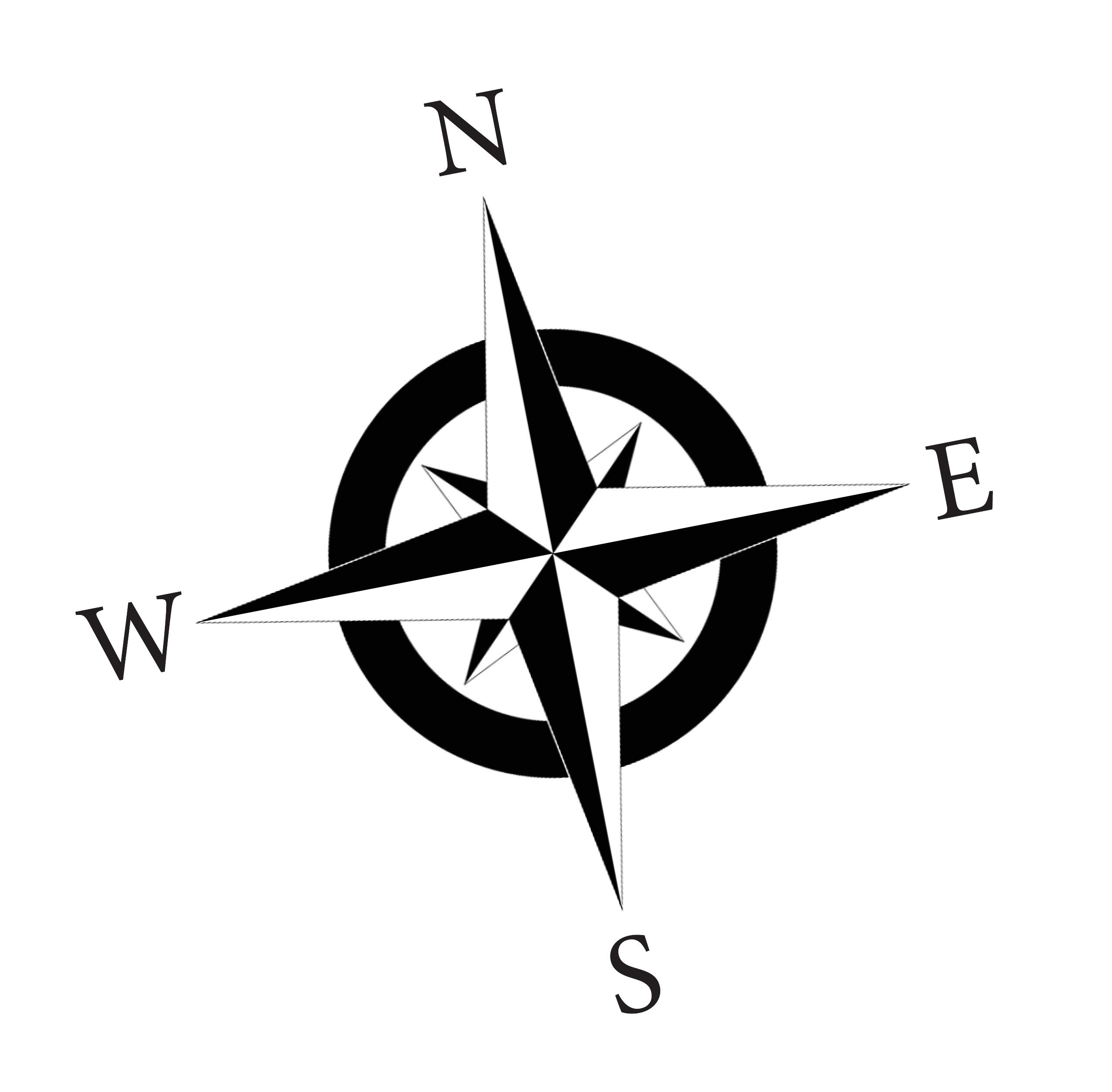 Explorer clipart compassclip. Free simple compass download