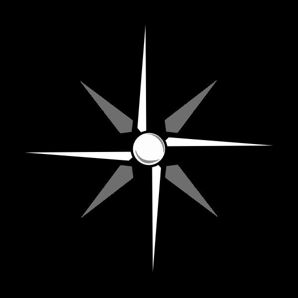 Compass clipart black and white. Clipartblack com tools free