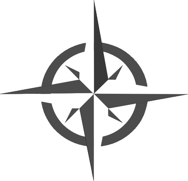 compass clipart blank