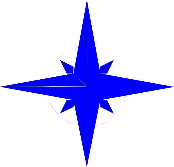 North star free on. Compass clipart clip art
