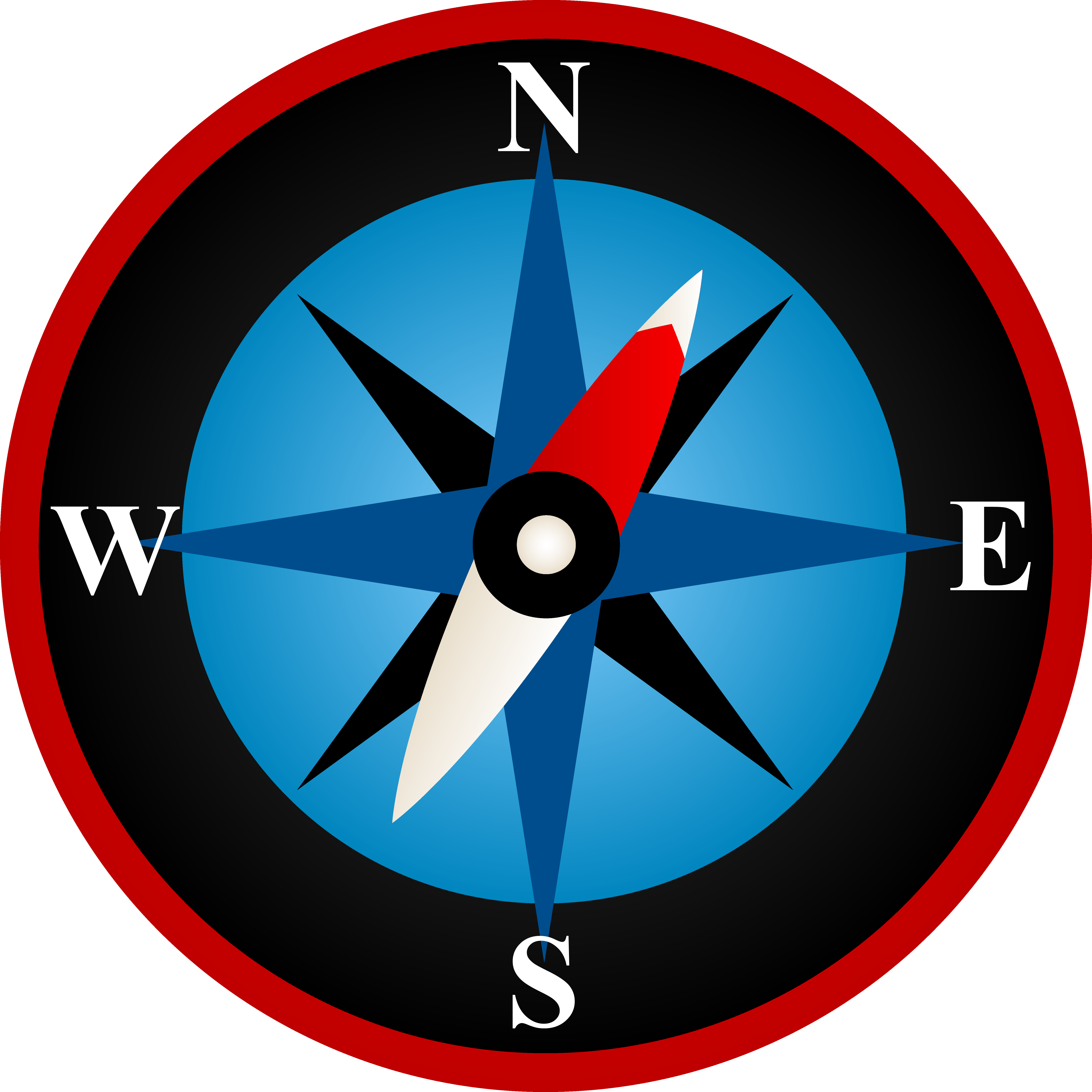 Compass clipart compas.