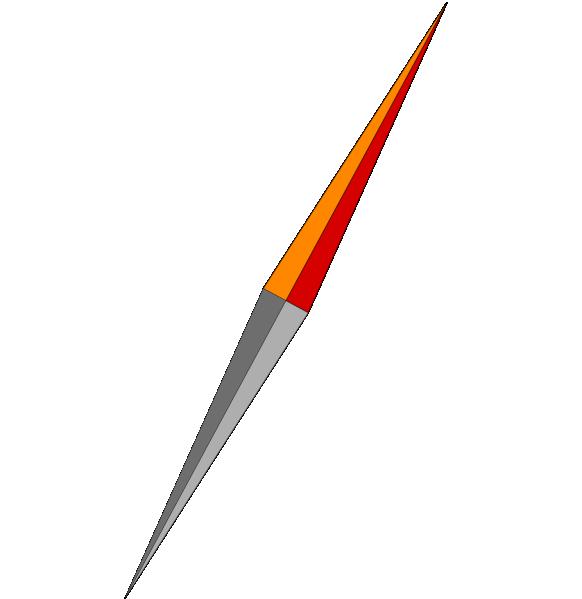 compass clipart compass needle