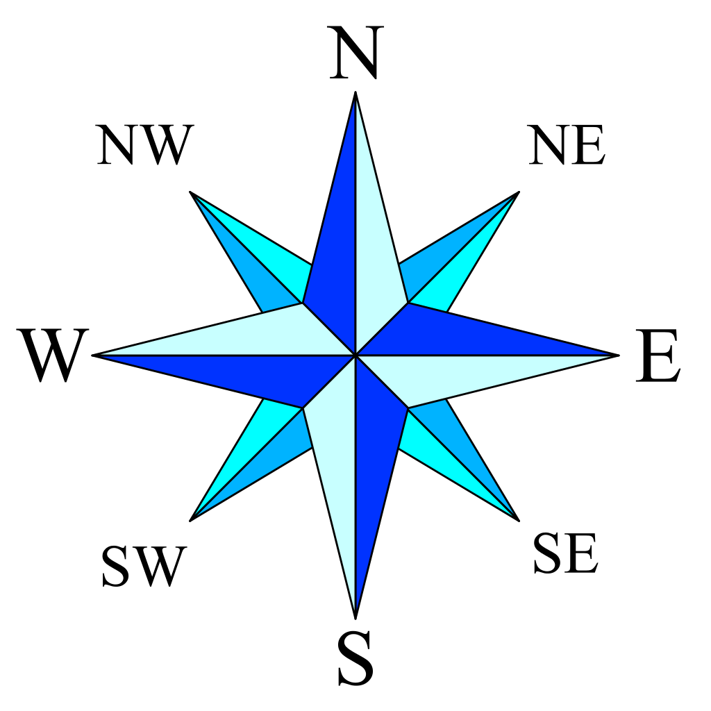 Explorer clipart compass star. Free download of rose