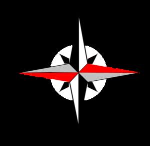 Compass clipart compus. Image clipartix