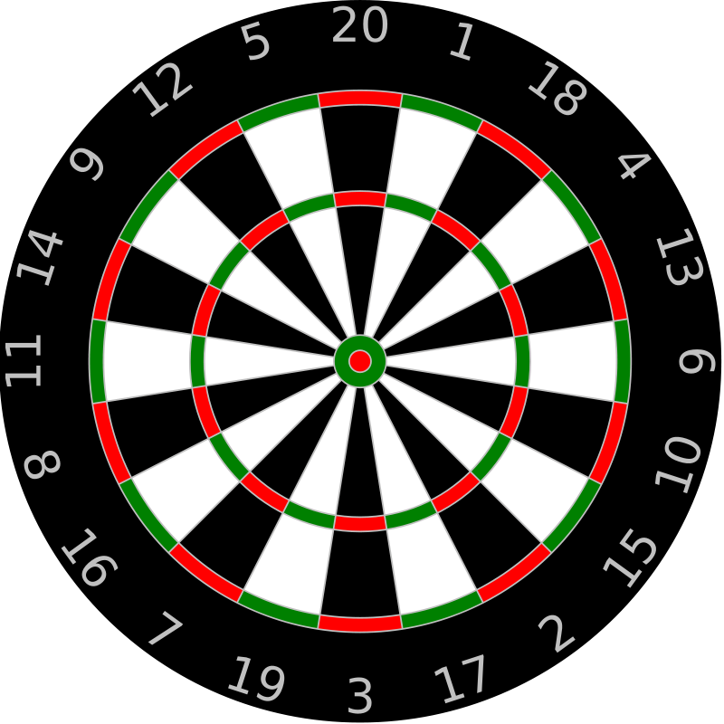 Game clipart game scrabble. Free dartboard sport svg