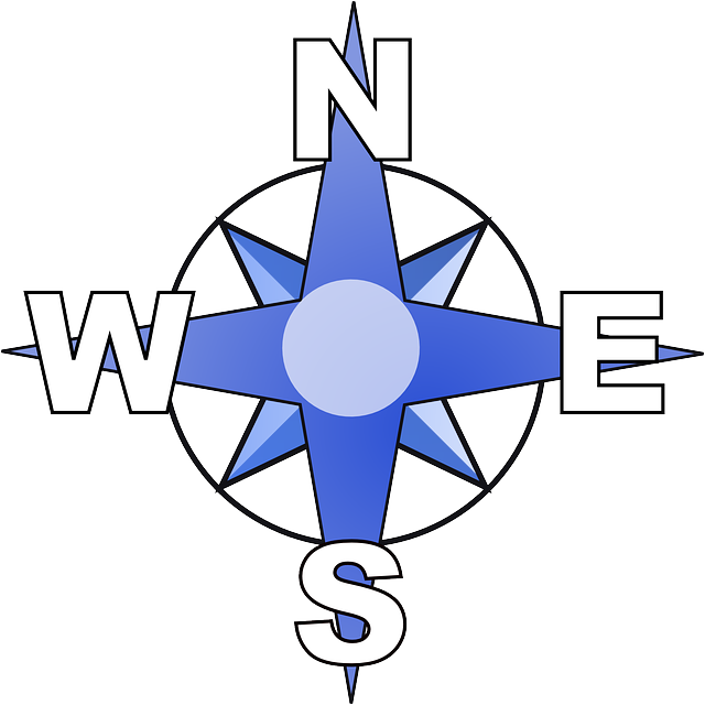 Library learning commons southern. Explorer clipart compass star
