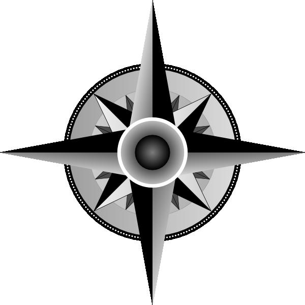 Clip art at clker. Compass clipart fancy