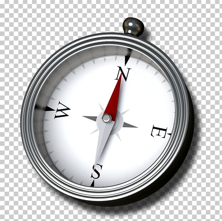 Compass clipart magnetic compass. North sewing needle magnet