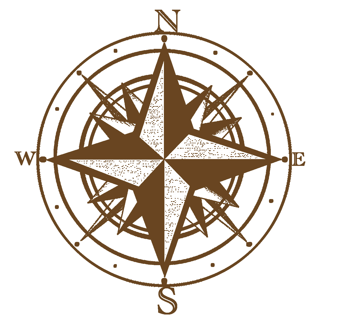 Free download best . Compass clipart map