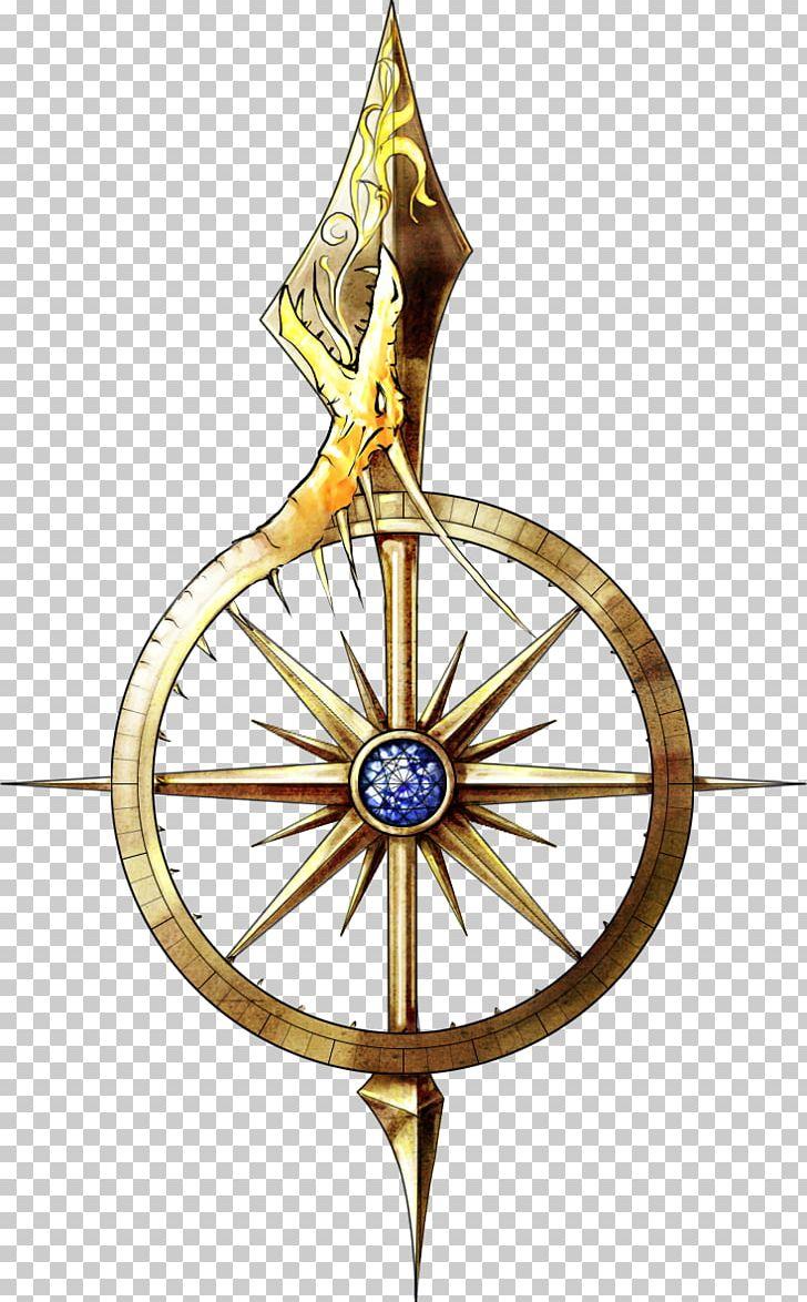 Compass clipart map legend. Rose fantasy png compas
