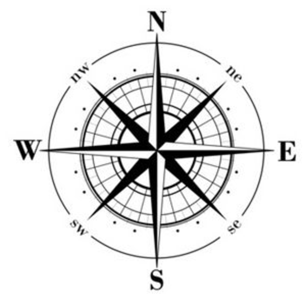 Free mariner s pattern. Compass clipart mariners compass