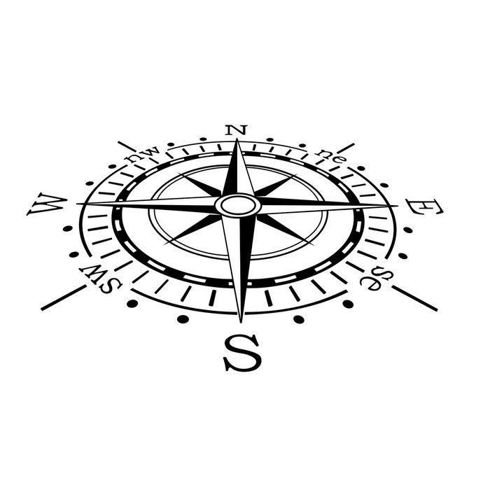 Sky graphics design svg. Compass clipart pdf