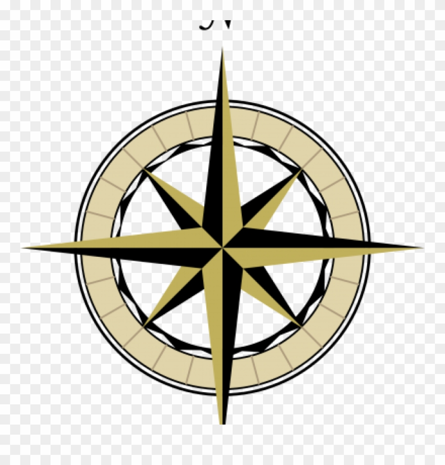 Compass clipart pirate. Free at getdrawings