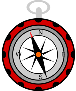 I public domain . Compass clipart royalty free