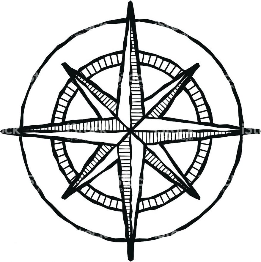 Compass clipart royalty free. Image download best