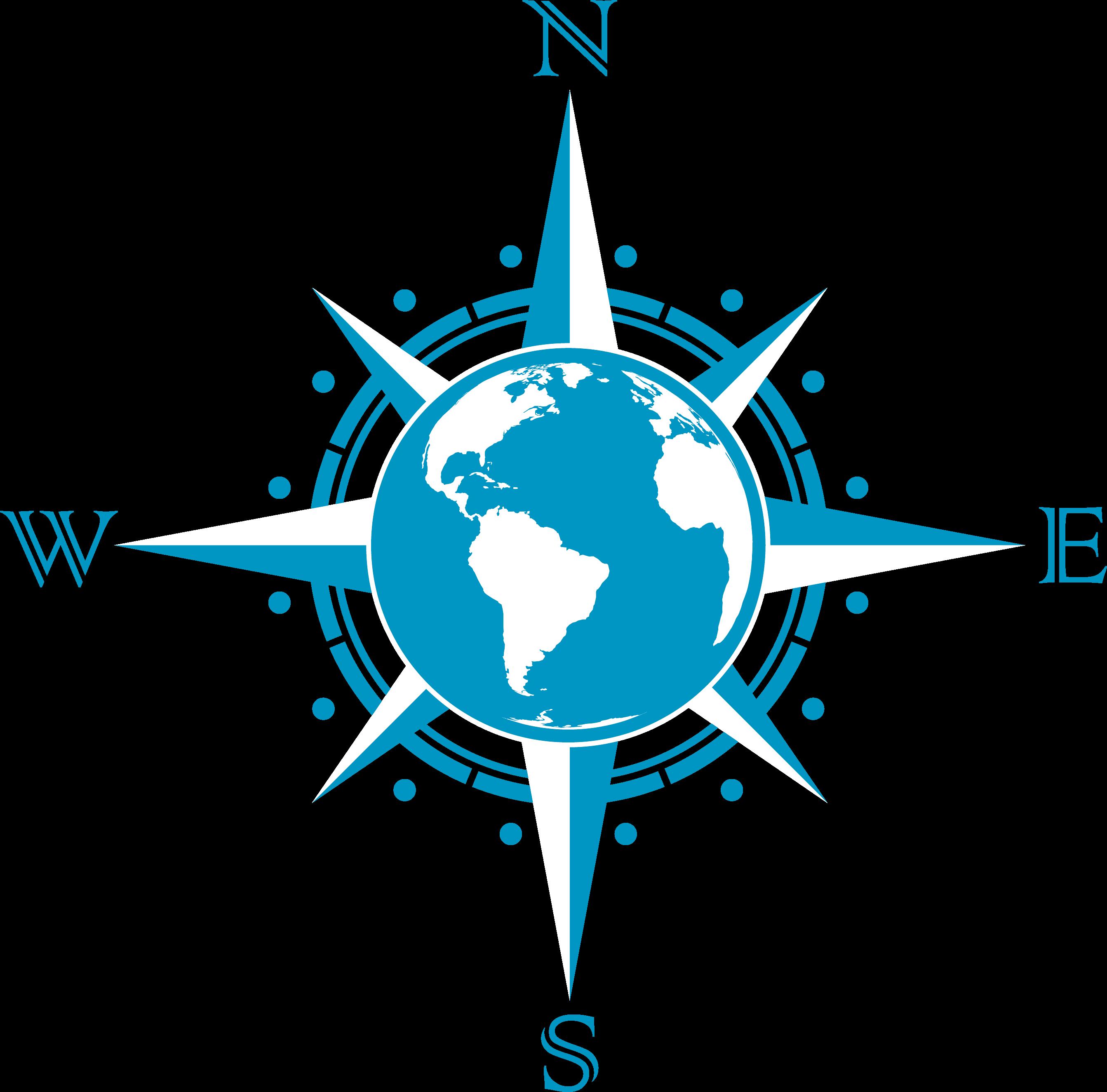 Compass clipart social science. Globe rose pbs learningmedia