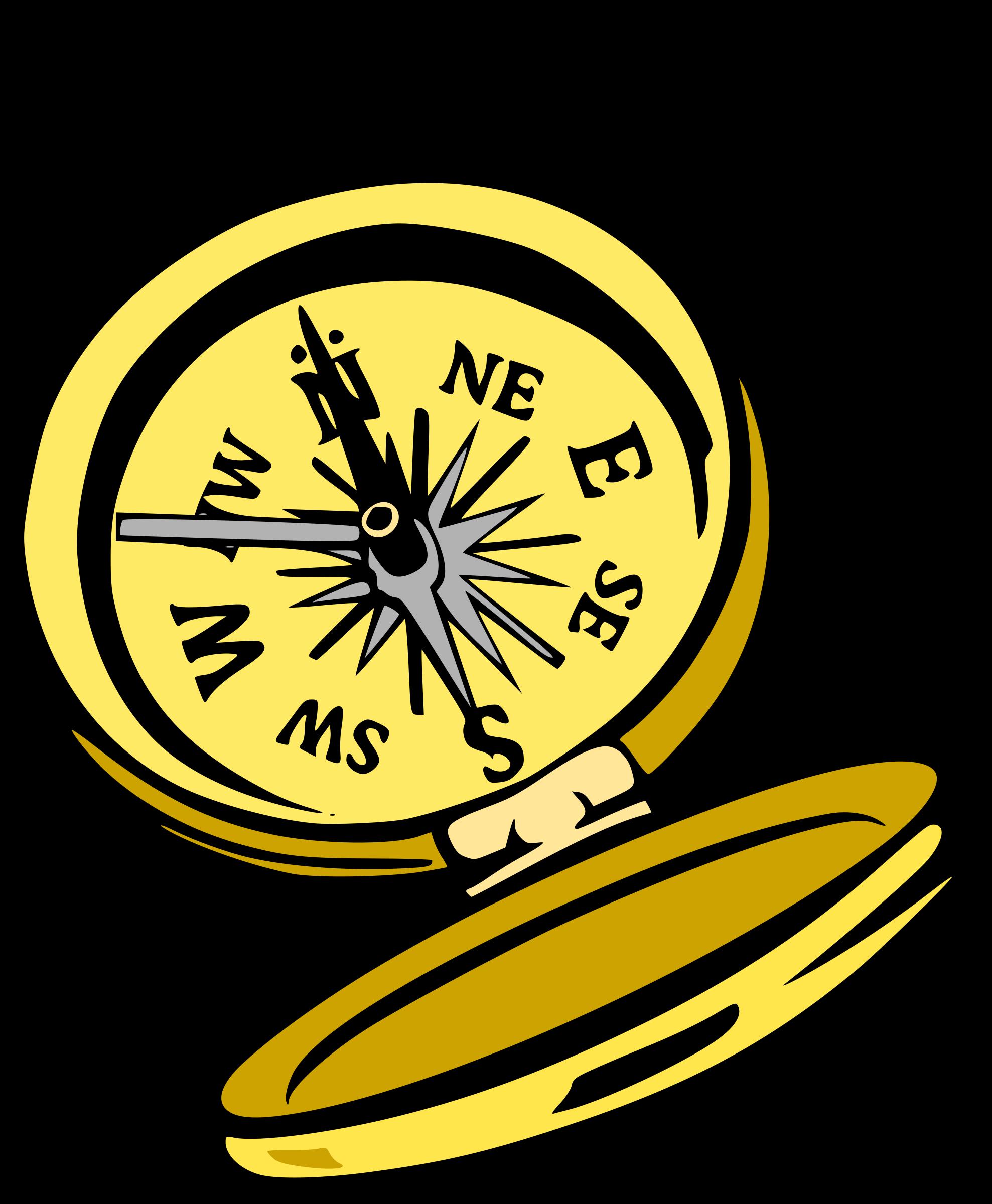 Pirates clipart tool. Compass big image png