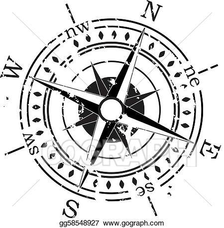 Compass clipart vintage. Portal
