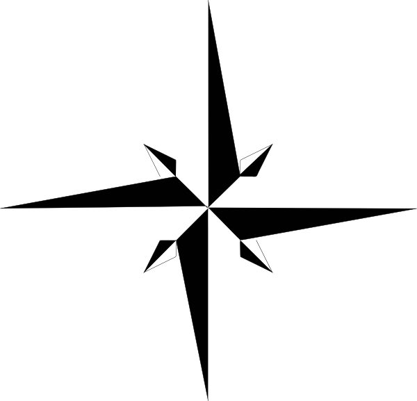 Collection of free compassing. Compass clipart word