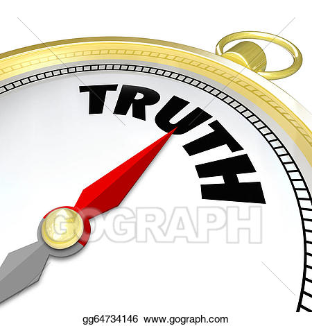 Stock illustration truth word. Honesty clipart sincerity