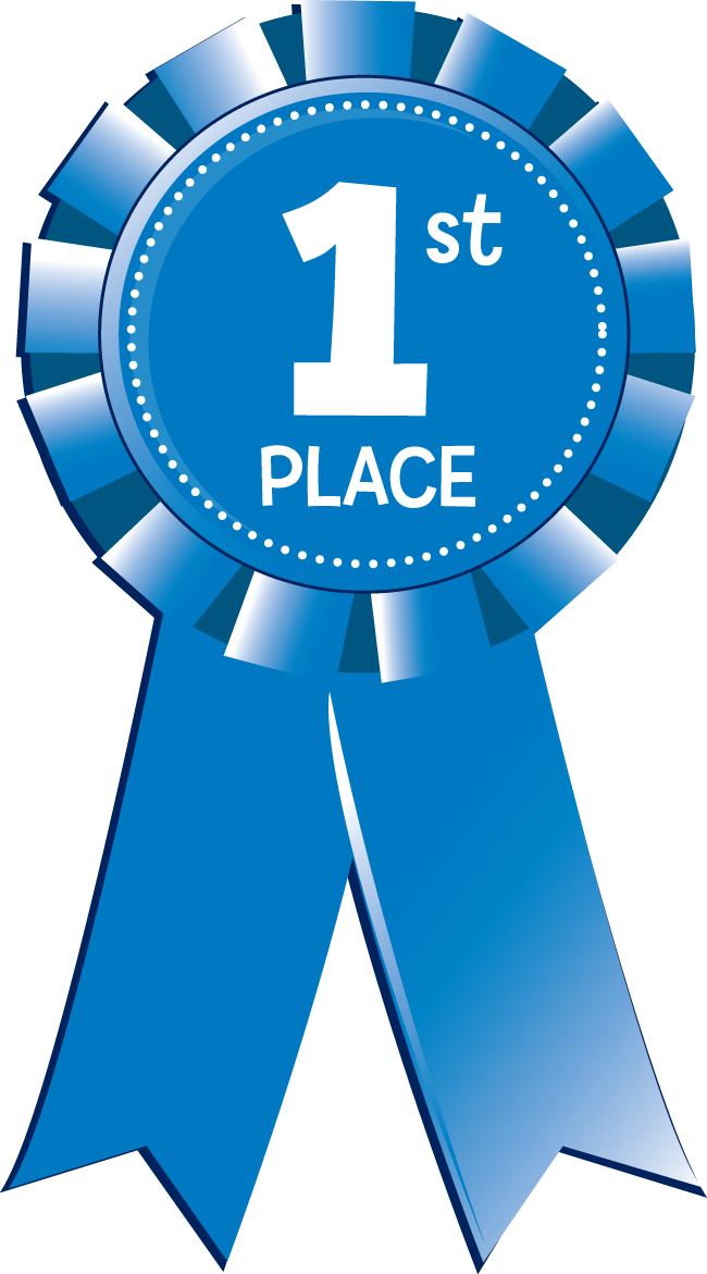 Medal clipart blue.  collection of st