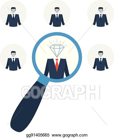 Competition clipart candidate. Eps vector excellent concept