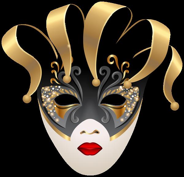 Theatre clipart joker mask. Venetian carnival png clip