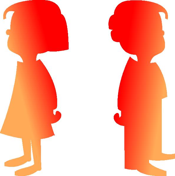 Figures Boy And Girl