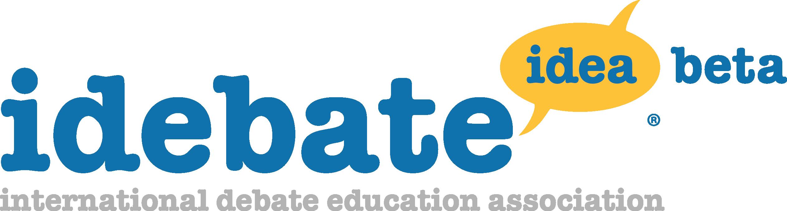 International education association idea. Competition clipart debate club