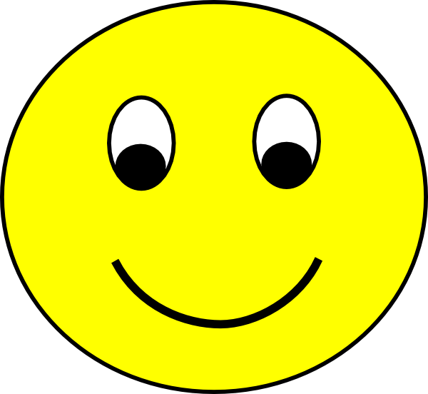 competition clipart face smiley