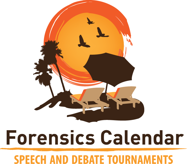 Competition clipart forensic speech. Forensicstournament net forensicscalendar and