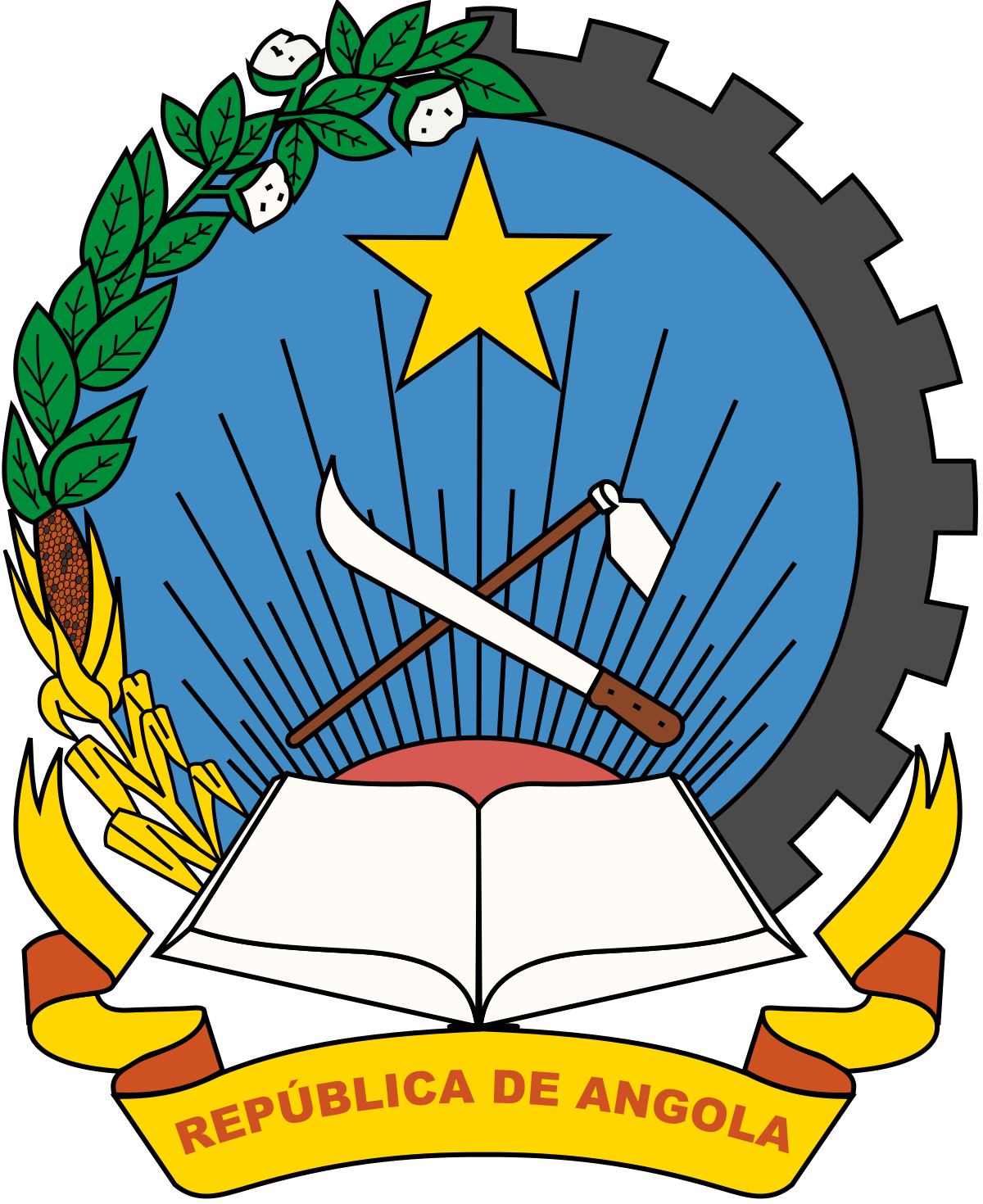 Angolan general election wikipedia. Conflict clipart diplomacy