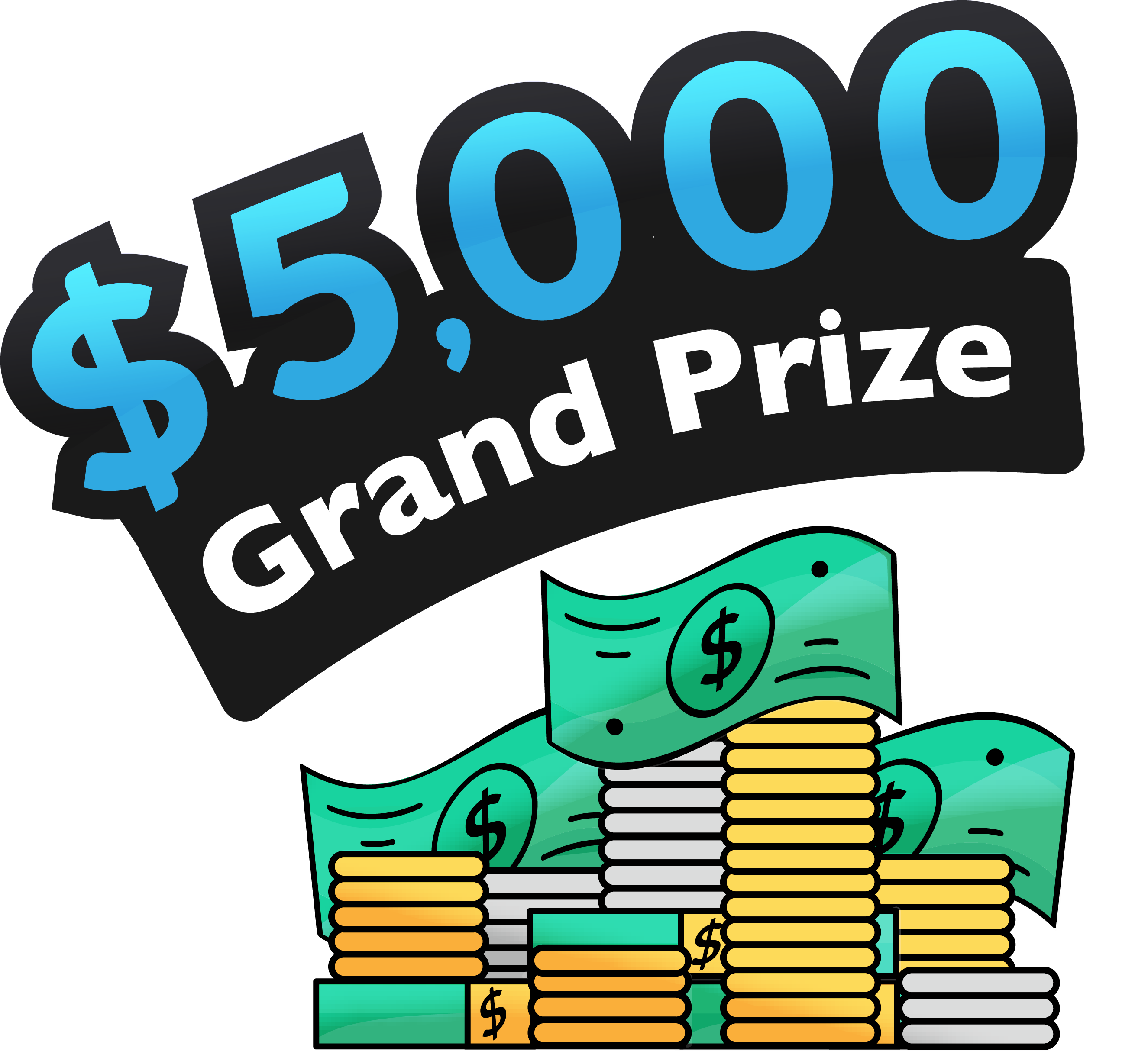 Competition clipart grand prize. Asset x png