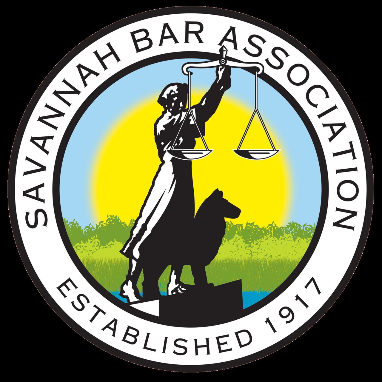 Lawyer clipart international law. History of savannah bar