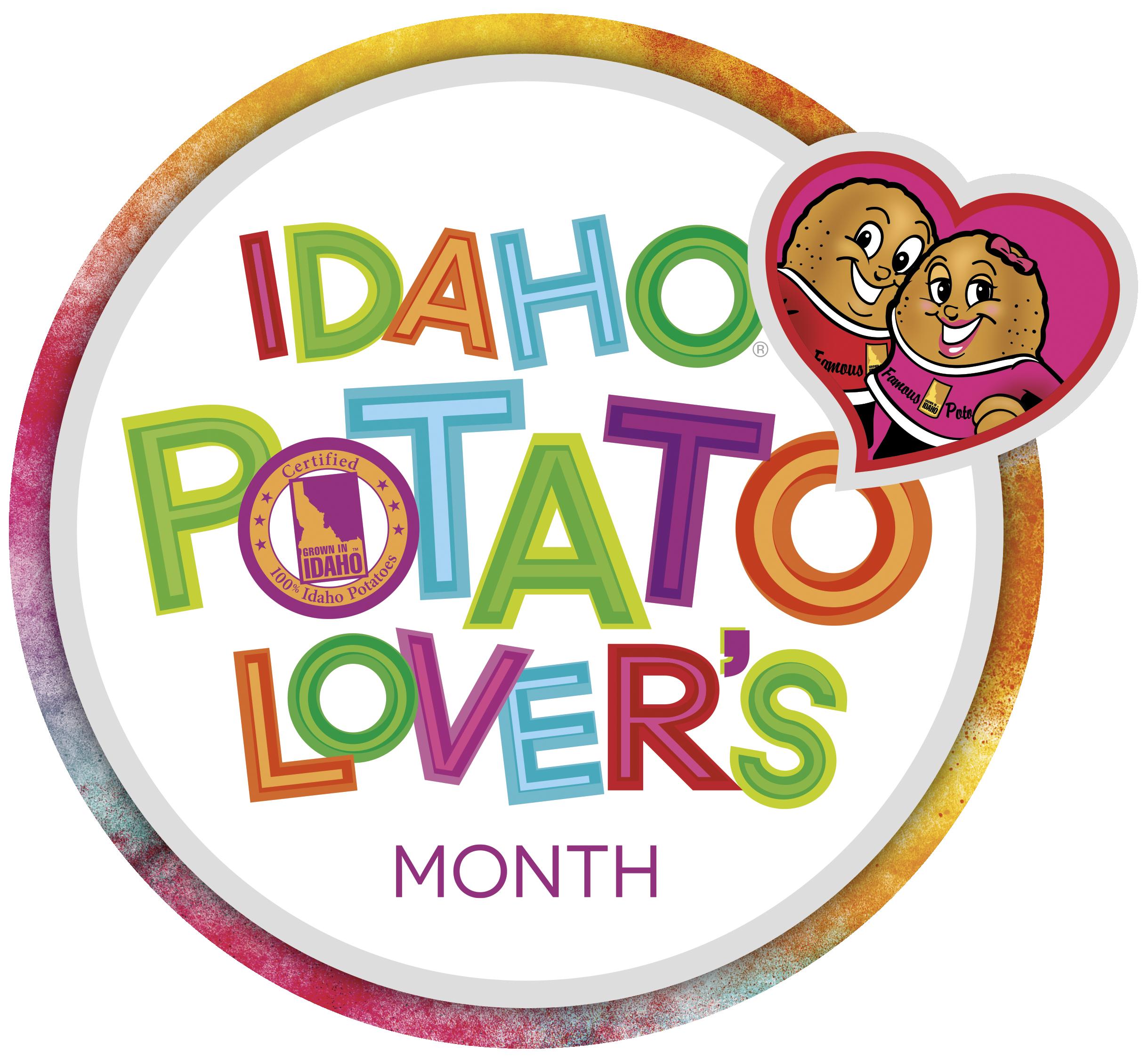 Potato clipart single. Idaho commission