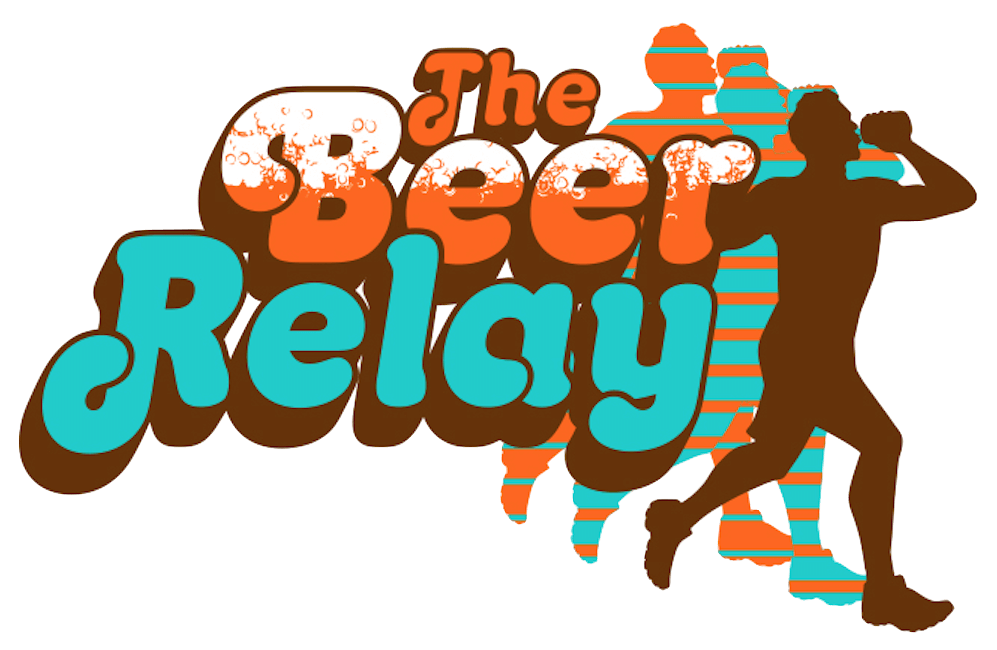 Competition clipart relay game. The beer atra race