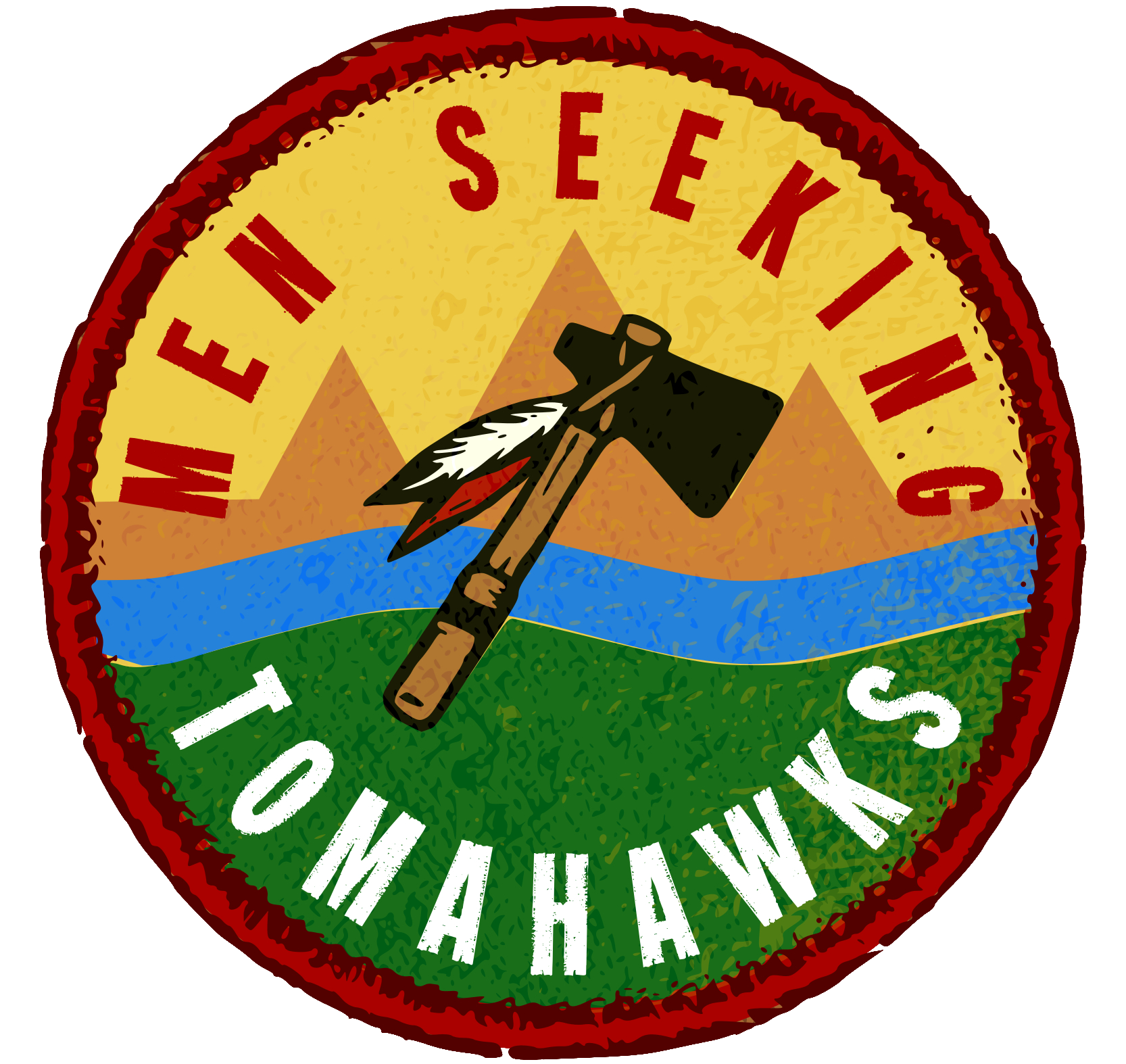 Competition clipart resistance. Men seeking tomahawks podcast