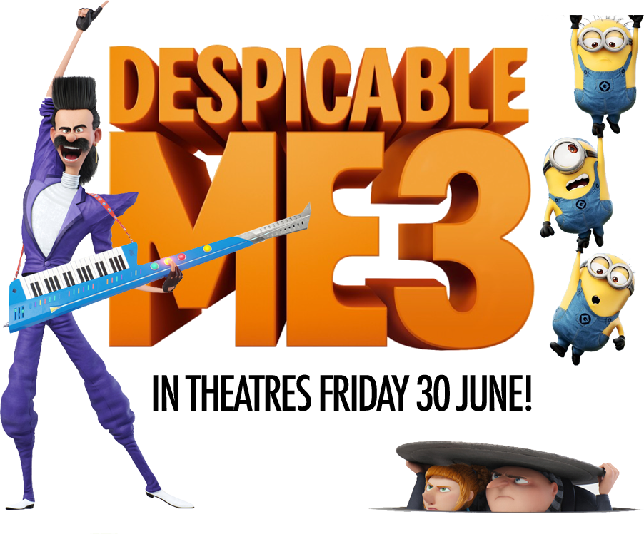 Nickelodeon competitions despicable me. Competition clipart resistance