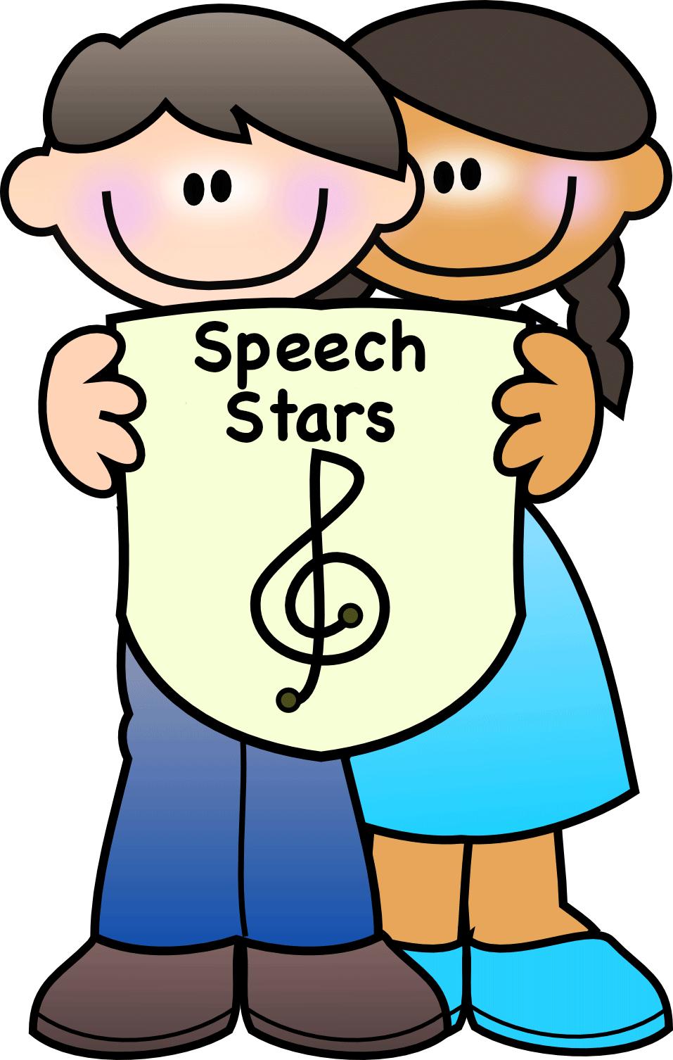 Thanks clipart speech festival. Raise elite children in