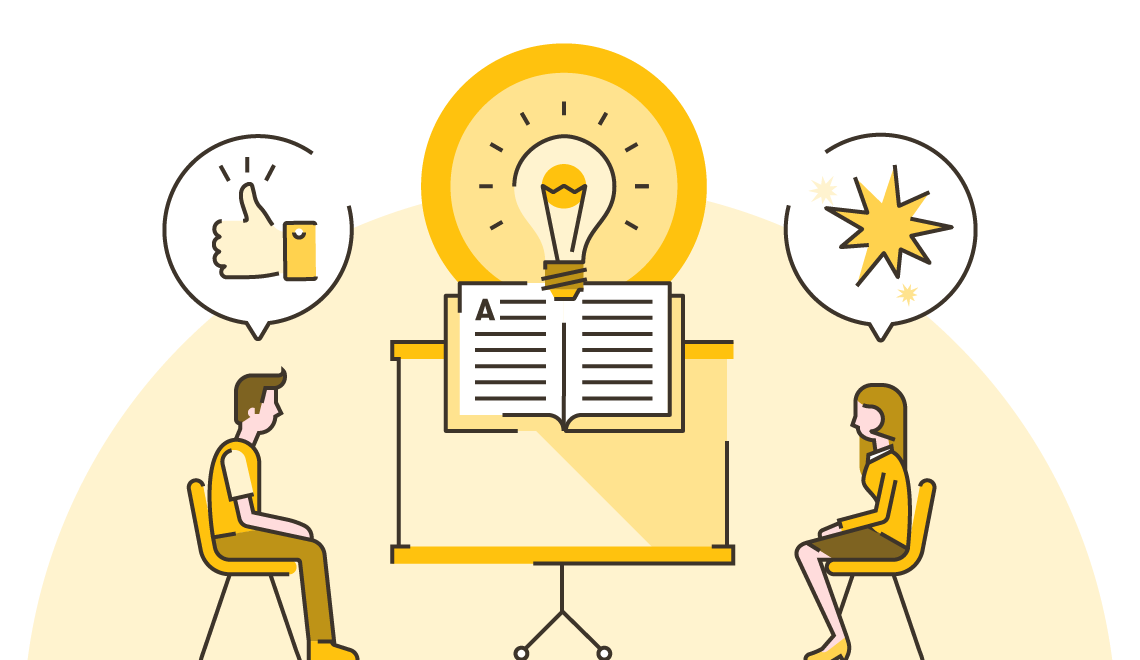 Competition clipart storytelling. Persuasive training messaging brightcarbon