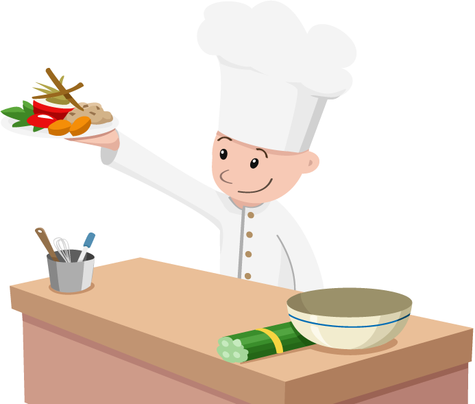 County h news events. Cook clipart food competition