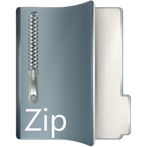 Compress files png. Zip d icon ico